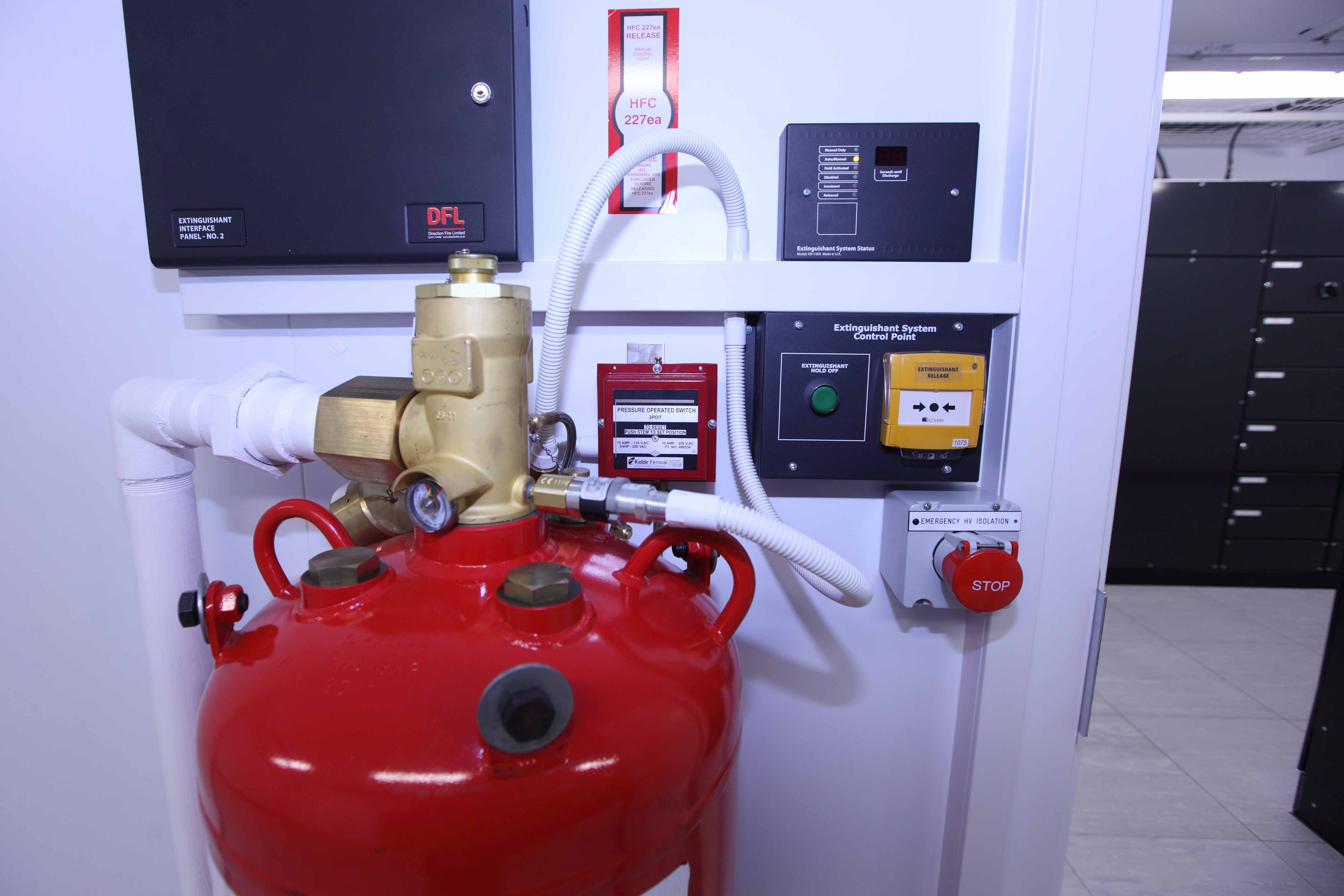 Direction Fire Ltd - fire systems & integrated engineering solutions